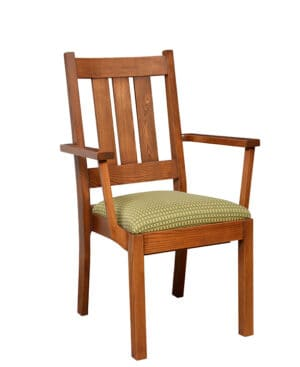 Bartlett Hall Stacking Chair by Eustis Chair