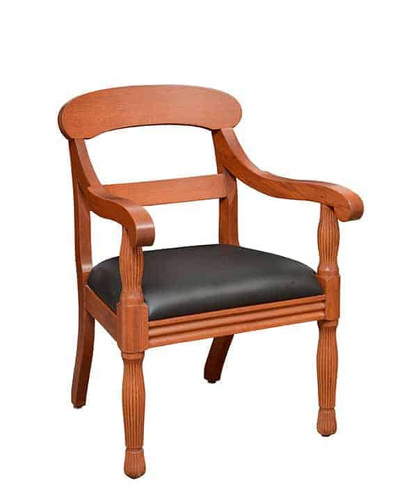 Suffolk Chair | Eustis Chair | Stacking and Non Stacking