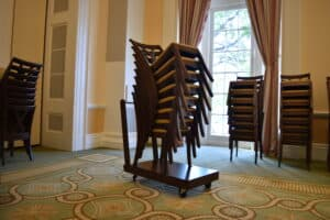 fine dining wood chairs