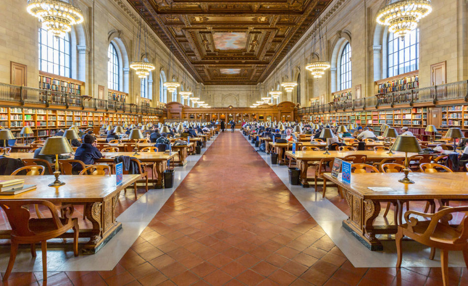 New York Public Library Eustis Chairs